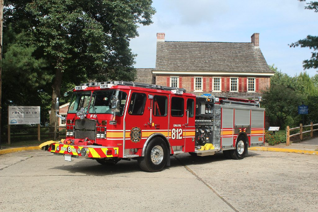 Fire Apparatus Customer Deliveries   First Choice Fire